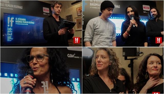 17. !f İstanbul Bağımsız Filmler Festivali'nin kazananları belli oldu!
