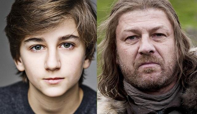 Game of Thrones: 6. sezonda genç Ned Stark'ı görebiliriz