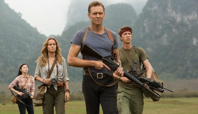 Kong: Kafatası Adası filmi Kanal D'de ekrana geliyor!
