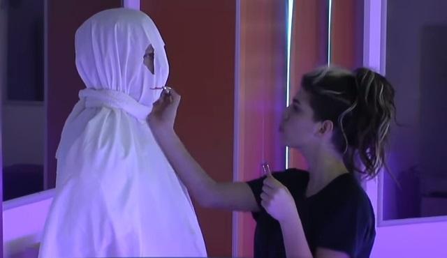 'Big Brother Türkiye' evinde hayalet şakası!