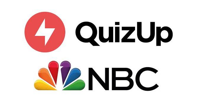QuizUp, NBC'de yarışma programı oluyor