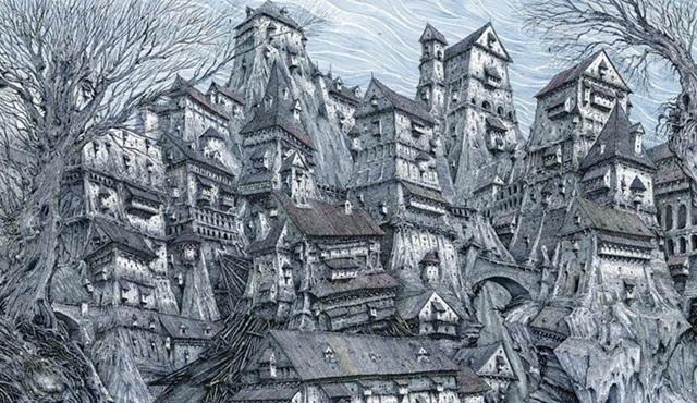 Neil Gaiman, Gormenghast serisini televizyona uyarlıyor