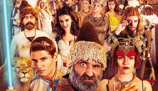 Tv'de İlk Kez: 'Bizans Oyunları: Geym of Bizans'' Show TV'de ekrana geliyor!