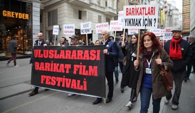Dünyadan 6. Uluslararası Barikat Film Festivali'ne tam destek!