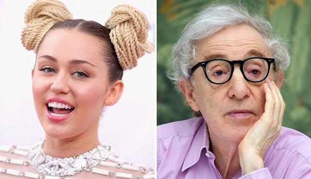 Miley Cyrus, Woody Allen'ın yeni dizisinde rol alacak