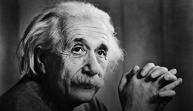 Albert Einstein'ın hayatı dizi oluyor!