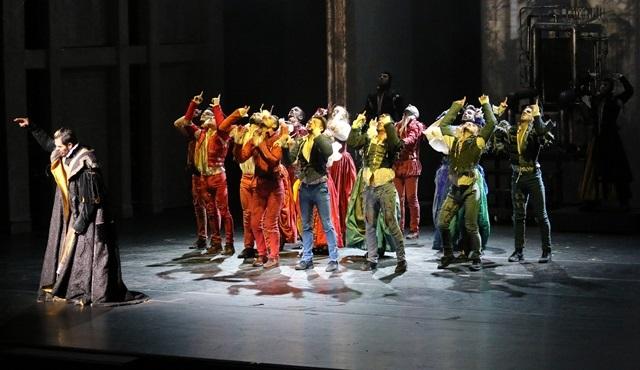Romeo ve Juliet; izleyenleri bir kez daha büyüledi!