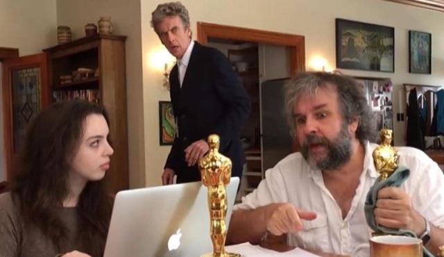 Peter Jackson, Doctor Who'da konuk yönetmen olabilir