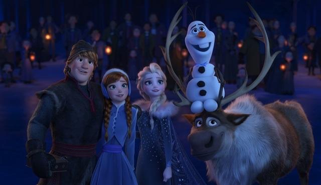 Olaf'ın Karlar Ülkesi Tv'de ilk kez Disney Channel'da ekrana gelecek!