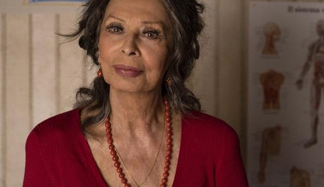Sophia Loren 10 yıl sonra sinemaya dönüyor