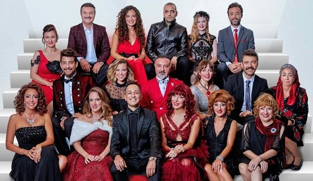 Jet Sosyete yeni sezonuyla yeni kanalı Tv8'de ekrana gelmeye hazırlanıyor!