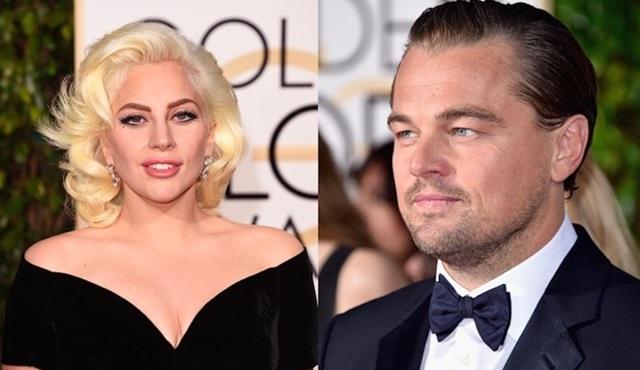 Altın Küre Ödülleri'nde Twitter'da Leonardo DiCaprio ile Lady Gaga rüzgarı esti!