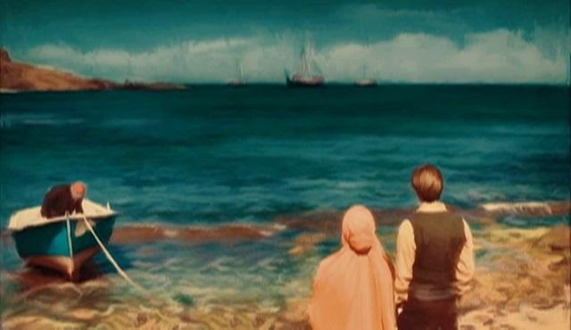 Aşkın Melodisi: 70'ler Türkçe Pop Müzikleri Eşliğinde Hilal ve Leon