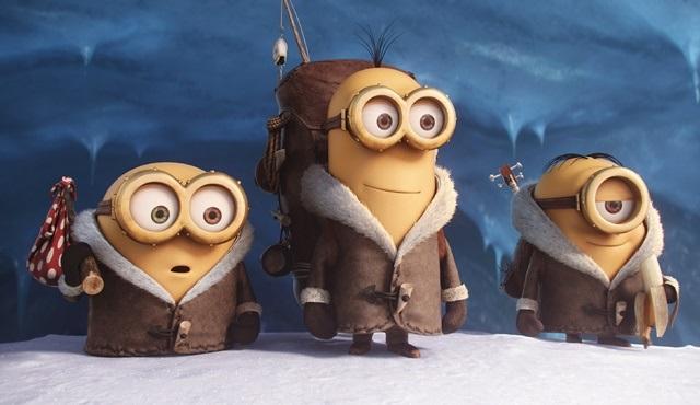 Minions filmi Tv'de ilk kez Kanal D'de ekrana gelecek!