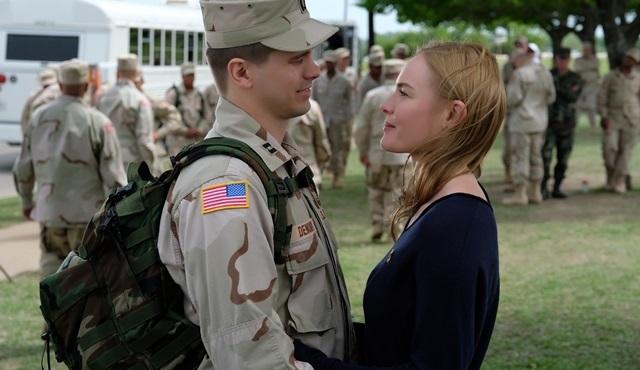 """Irak Savaşı'nın Perde Arkası """"Evden Uzakta"""" National Geographic'te başlıyor!"""