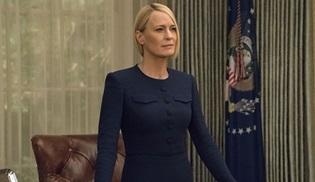 House of Cards'ın 6. sezonundan yeni bir tanıtım geldi