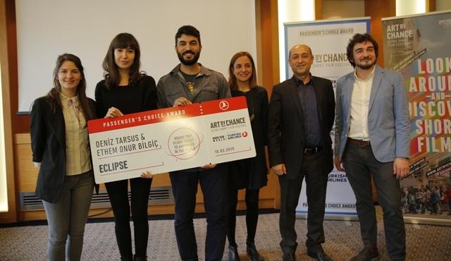 THY, Art By Chance Passenger's Choice yarışmasını kazananlara ödüllerini verdi!