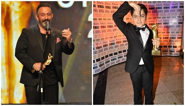 Sadri Alışık Oyuncu Ödülleri'nden İftarlık Gazoz'a 2 ödül birden geldi!