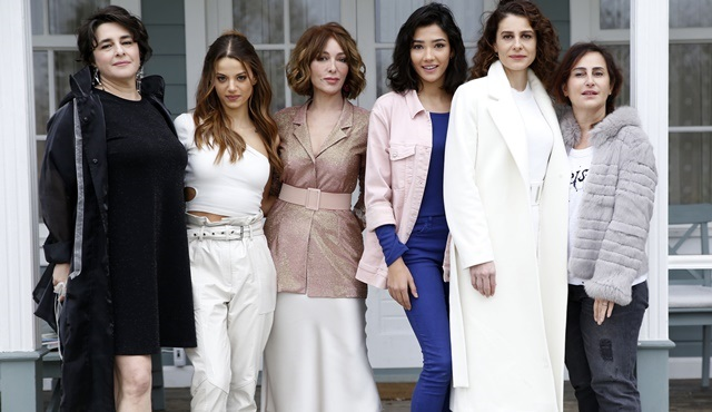 Şahin Tepesi dizisinin kadın oyuncuları karakterlerini anlattı!