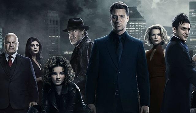 Gotham dizisinin final sezonunun ilk tanıtımı yayınlandı