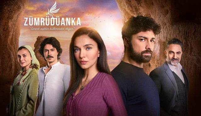Zümrüdüanka dizisi 3 ülkeye daha satıldı