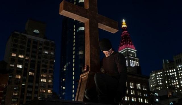 Netflix Marvel's Daredevil dizisini de iptal etti