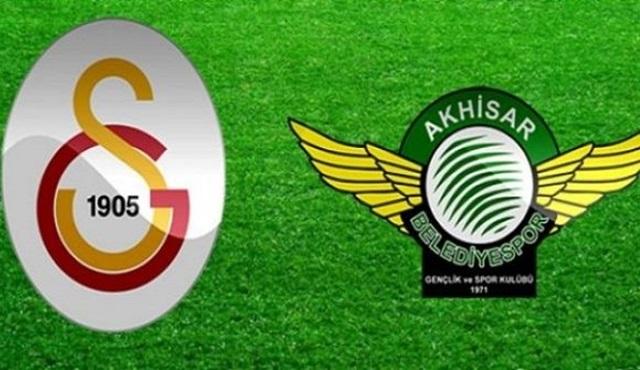 Galatasaray - Akhisar Belediyespor ZTK karşılaşması Atv 'de!
