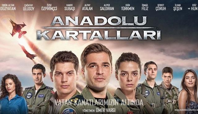 Anadolu Kartalları filmi ATV'de ekrana geliyor!