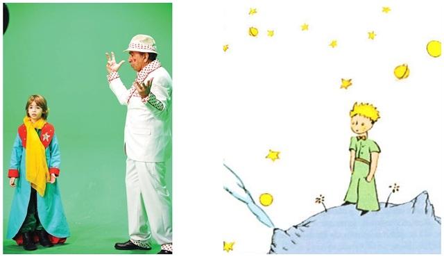 Küçük Prens, Türkiye'de ilk defa müzikal olarak sahneye uyarlanıyor!