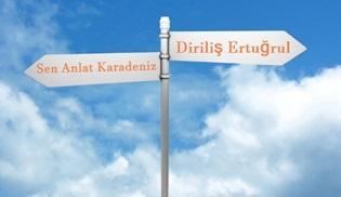 Reyting Analizi: Totalin rekoru Sen Anlat Karadeniz'de; Diriliş takipte!