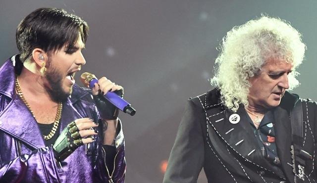 Queen ve Adam Lambert Oscar töreninde sahneye çıkacak