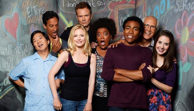 Community'nin 5. Sezon bölümleri D-Smart'ta başlıyor