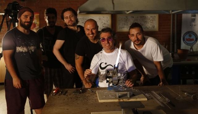 """Demir Demirkan'dan cam sanatı belgeseli; """"The Glass""""!"""