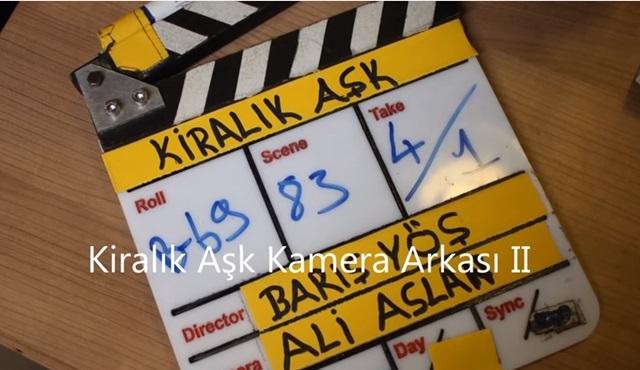 Kiralık Aşk: Kamera arkası görüntülerinin devamı yayınlandı!