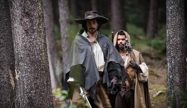 The Musketeers, 2. sezonuyla e2'de başlıyor