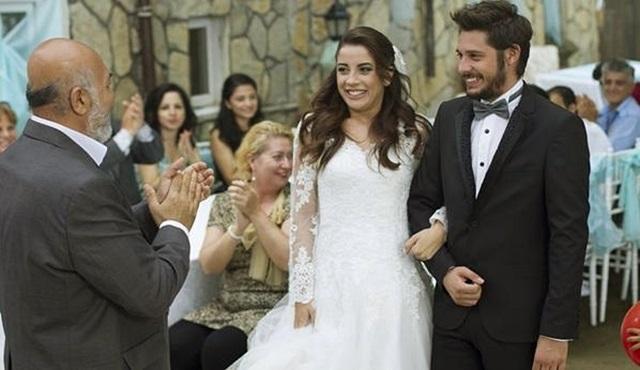 Baba Candır'a düğün sahneleri damga vurdu!