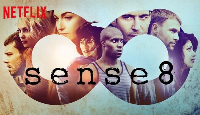 Sense8'in özel bölümünün senaryosu hazır!
