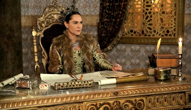 Muhteşem Yüzyıl Kösem: Güle güle Elizabeth