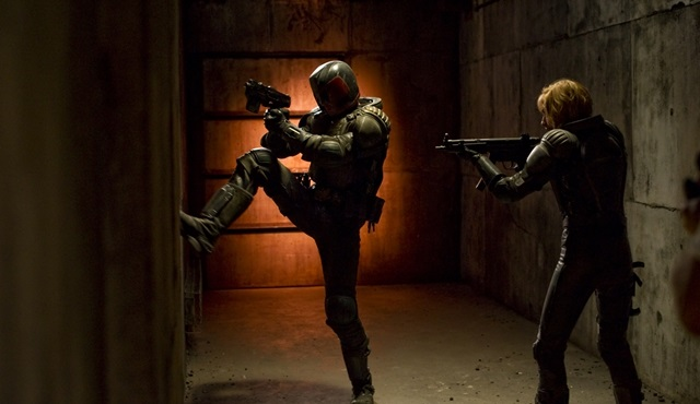 Yargıç Dredd,  Star Tv'de ekrana geliyor!