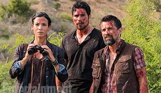 Fear the Walking Dead'den yeni fotoğraflar paylaşıldı