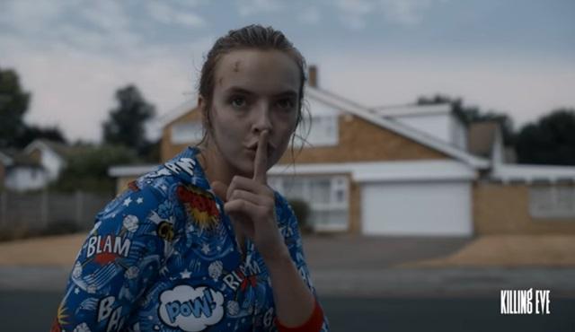Killing Eve'in 2. sezonundan ilk tanıtım yayınlandı