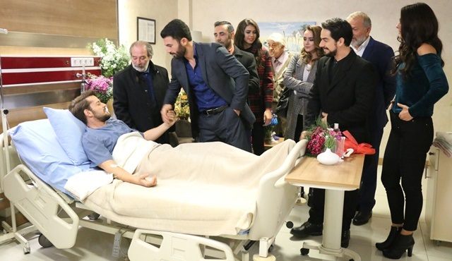Kertenkele | Ateş is in the ICU