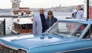 TRT'nin yeni sezon projelerini tanıttığı organizasyona 'Seksenler' dizisi damga vurdu!