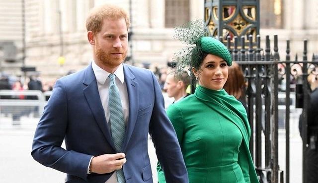 Prens Harry ve Meghan Markle, Netflix'le yeni bir içerik anlaşması imzaladı