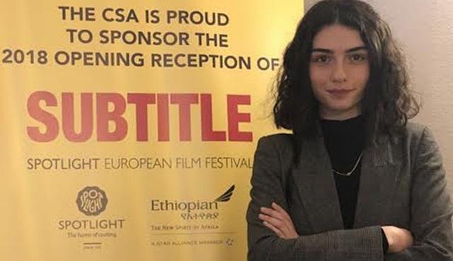 Hazar Ergüçlü, Subtitle European Film Festivali'ne davet edildi!