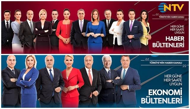 Türkiye'nin ilk haber kanalı NTV, yeni yayın dönemine hazır!