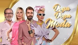 Doya Doya Moda programı TV8'de başlıyor!