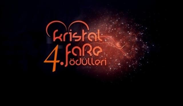 4. Kristal Fare Ödülleri için adaylar açıklandı!