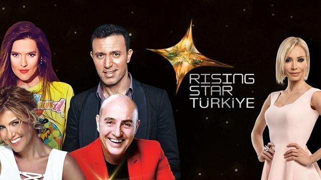 Tv8'den Rising Star kararı!