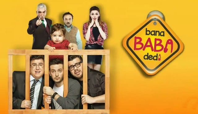 TV8 dizisi ''Bana Baba Dedi''den sürpriz karar!